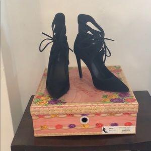 Jeffrey Campbell black heels